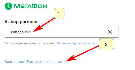 Официальный сайт Мегафона в Волгодонске - каталог товаров интернет магазина