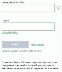 ТНС энерго Ростов-на-Дону личный кабинет клиента