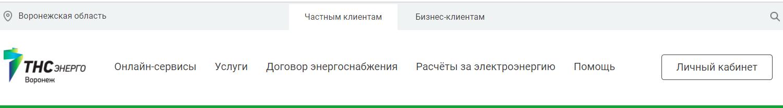 ТНС энерго Воронеж